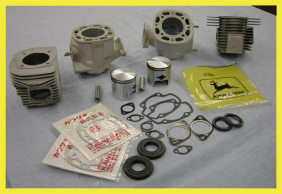 John Deere Engine Parts