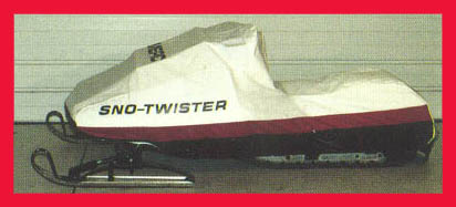 Mercury Twister Snowmobile Cover