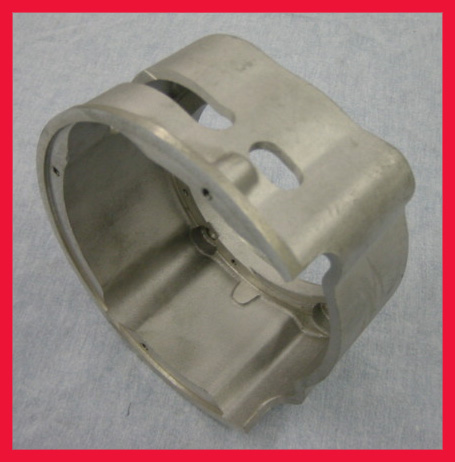 Mercury Sno-Twister Heavy Duty Cast Aluminum Bell Housing