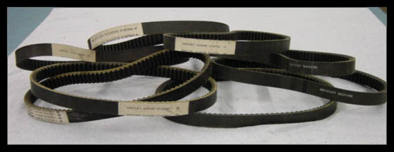 Old Mercury Belts